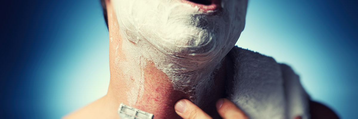 What's the best way to avoid shaving rash?