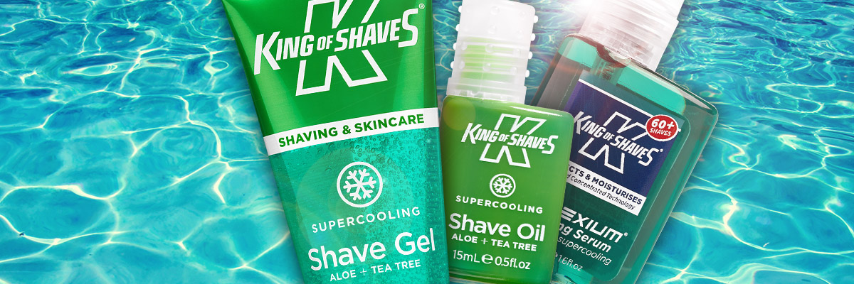 Should I use shaving products that contain menthol?