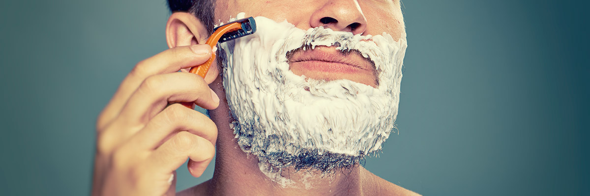 Your shave gels don't produce a 'Father Christmas beard' of foam... does that mean they don't work?