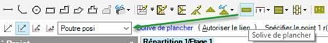 Texte de remplacement généré par une machine: archer Autoriser le li  Solive de plancher