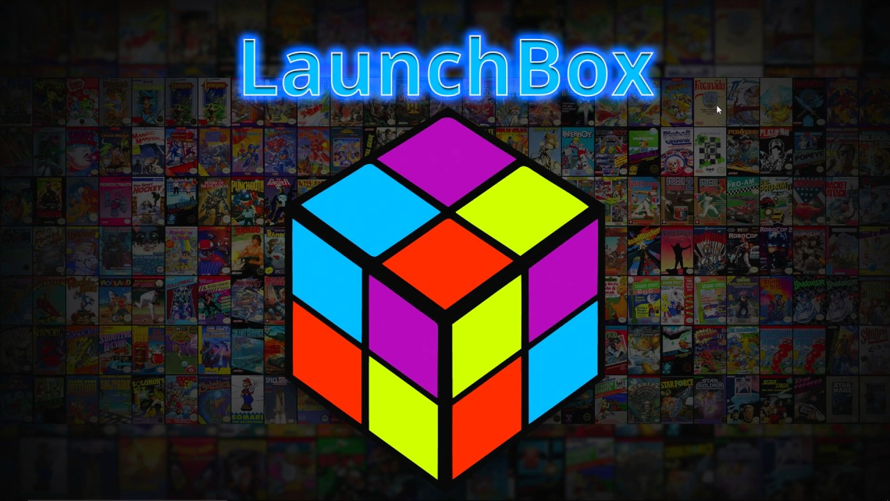 LaunchBox frontend and the X-Arcade : Xgaming