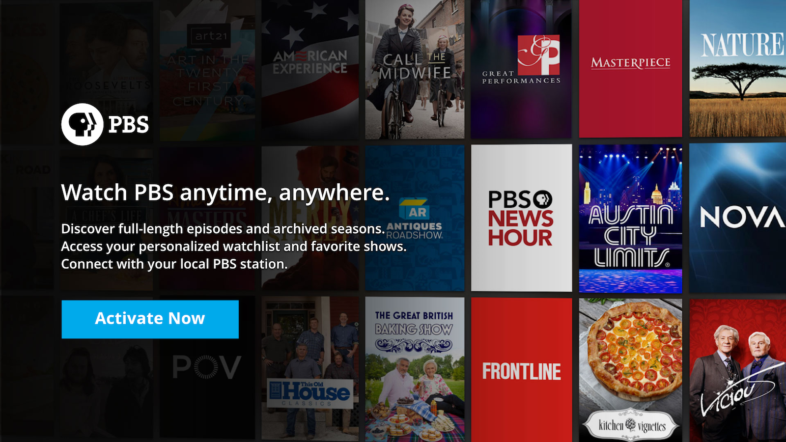 The Pbs Video App For Samsung Smart Tv Pbs Help