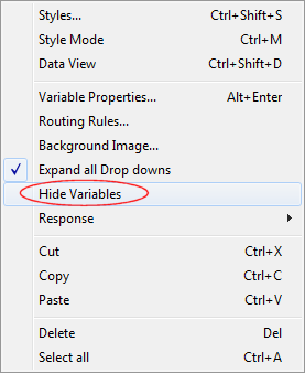 Compound grid: Preview no images