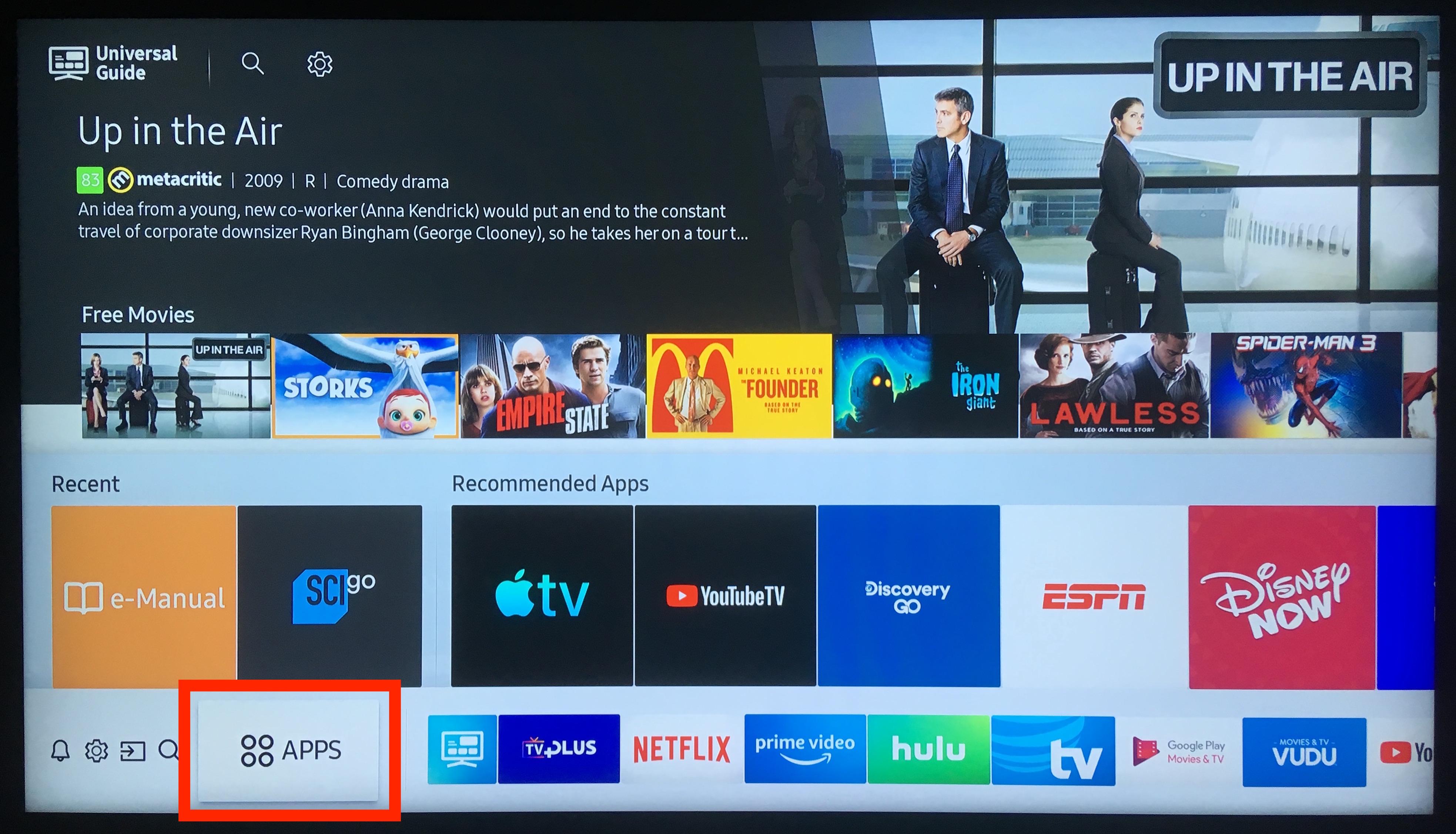 download samsung smart tv apps on pc