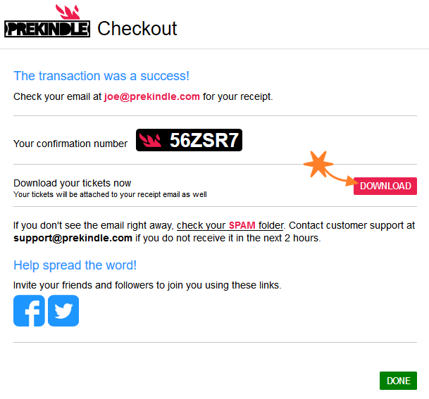 Purchase Confirmation Screen - Download Button.PNG