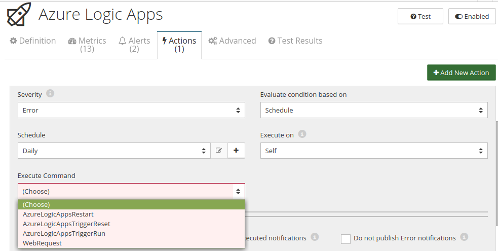 CloudMonix Azure Logic Apps automation