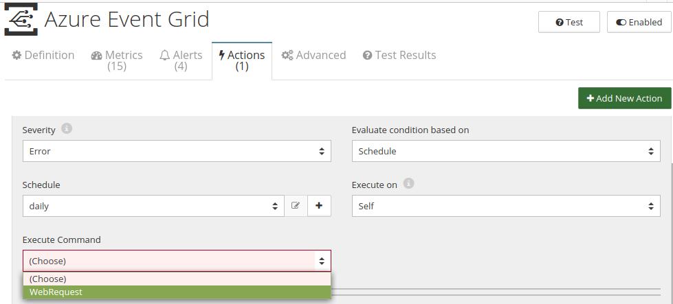 CloudMonix Azure Event Grid automation