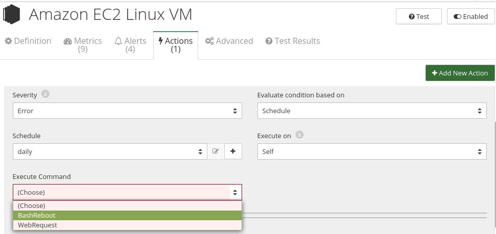 CloudMonix Amazon EC2 Linux VM automation