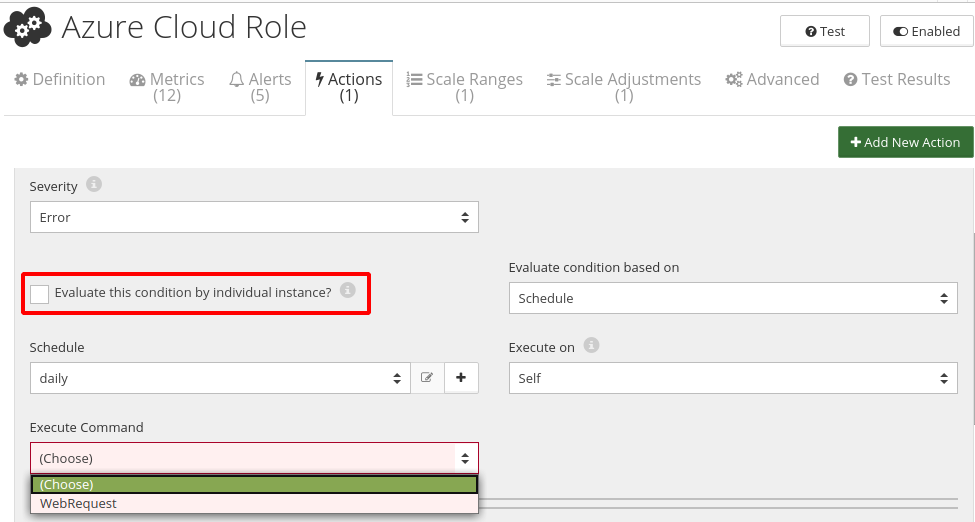 CloudMonix Azure Cloud Role automation
