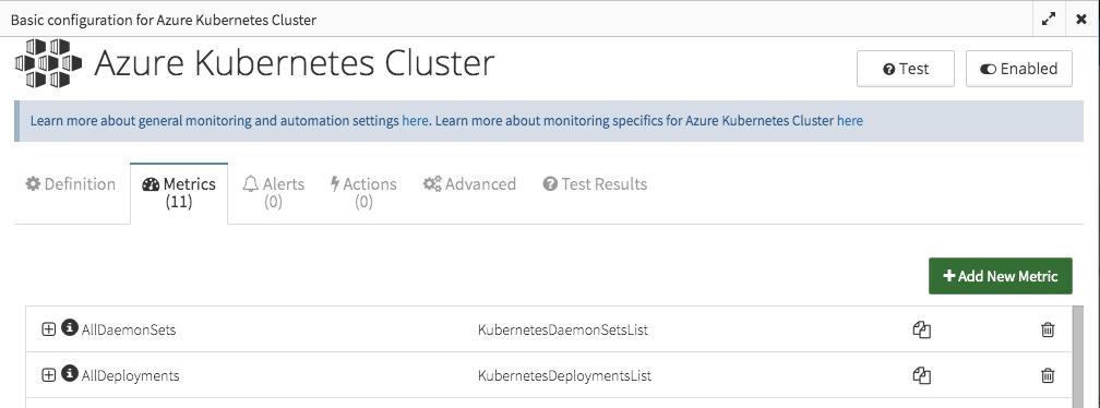 CloudMonix Azure Application Gateway monitoring metrics