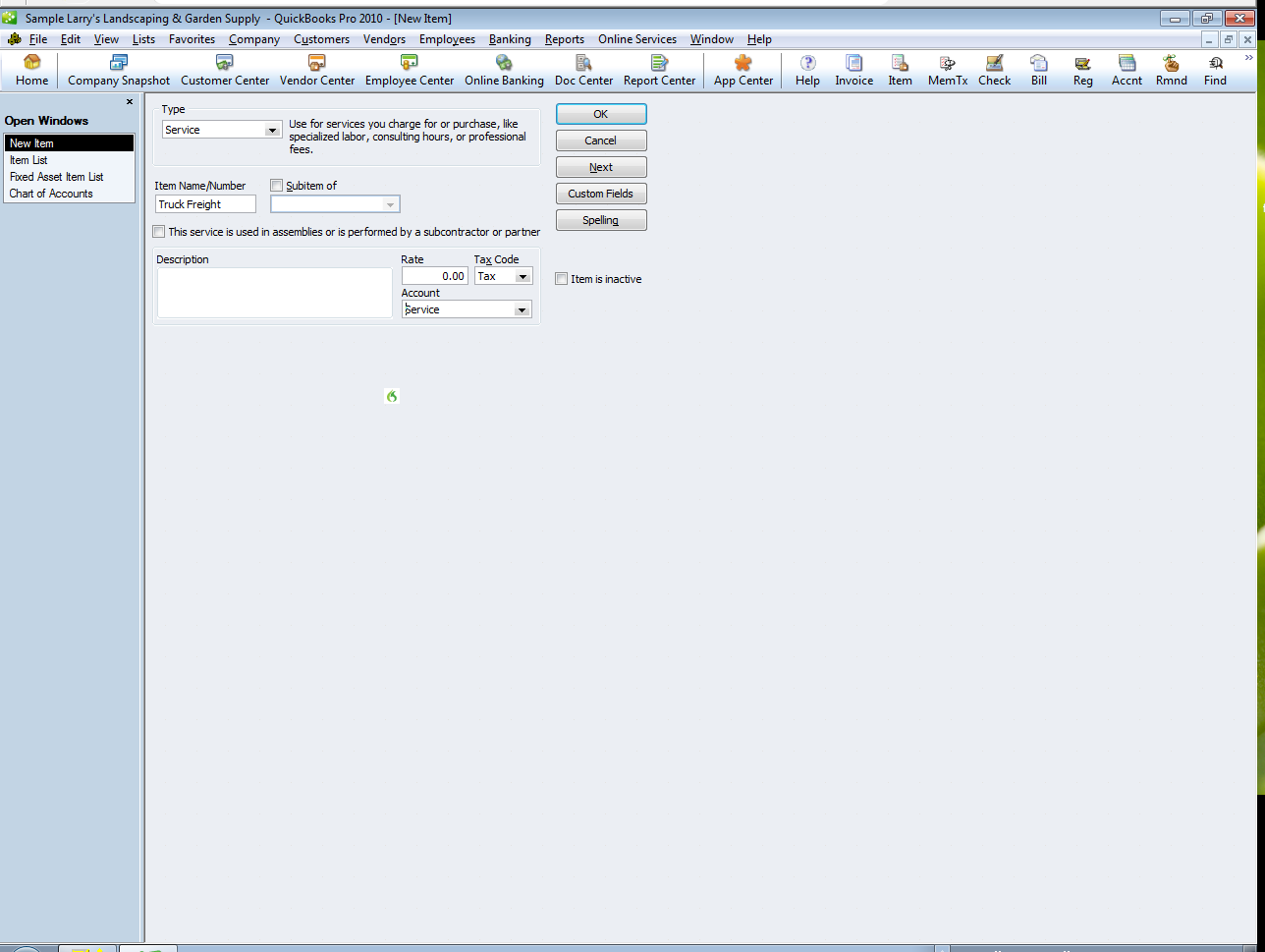 Setting Up QuickBooks Integration (Trucking) : Dr Dispatch