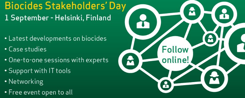 Stakeholders' Day Biocides