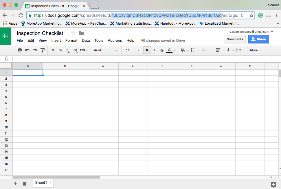 how to add customer sheets to google sheets