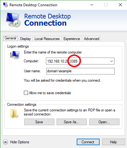 How To Change The Port Number For Your Remote Desktop Computors Ltd