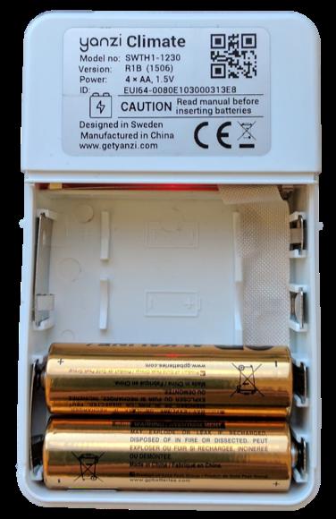 climate batteries