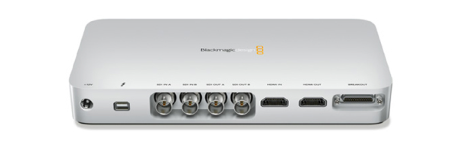 Blackmagic Capture Hardware