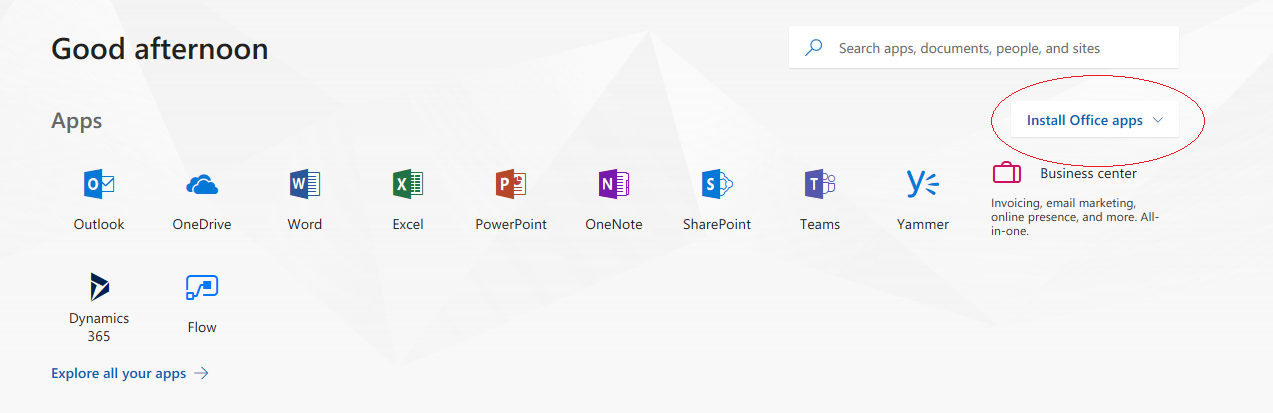 Installing Office 365 Suite or One-Off Apps (i e  Visio