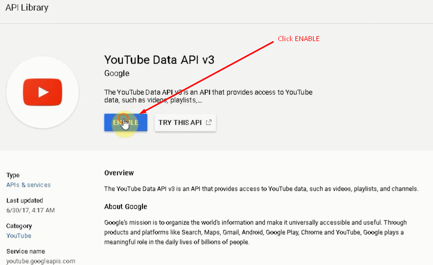 How to link Blogger and Youtube account? : Marketro LLC Support