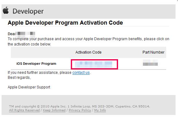 How to create an iOS Developer Account | MoreApp : Help Center