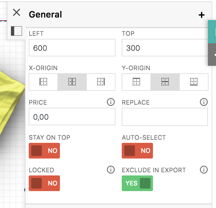 Exporting a print-ready PDF : Fancy Product Designer