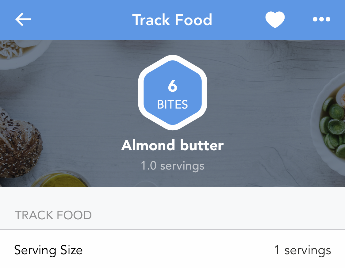 I Track Bites >> How To Add Or Remove Favorite Foods Without Tracking Them Itrackbites