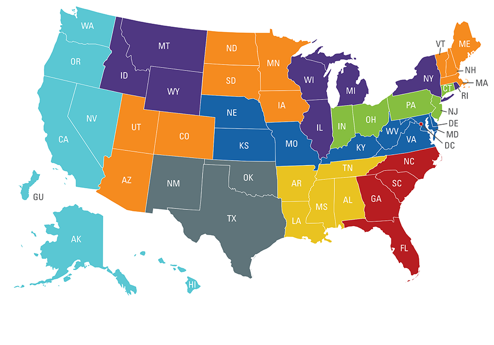 US-Map-States-PearsonRegions