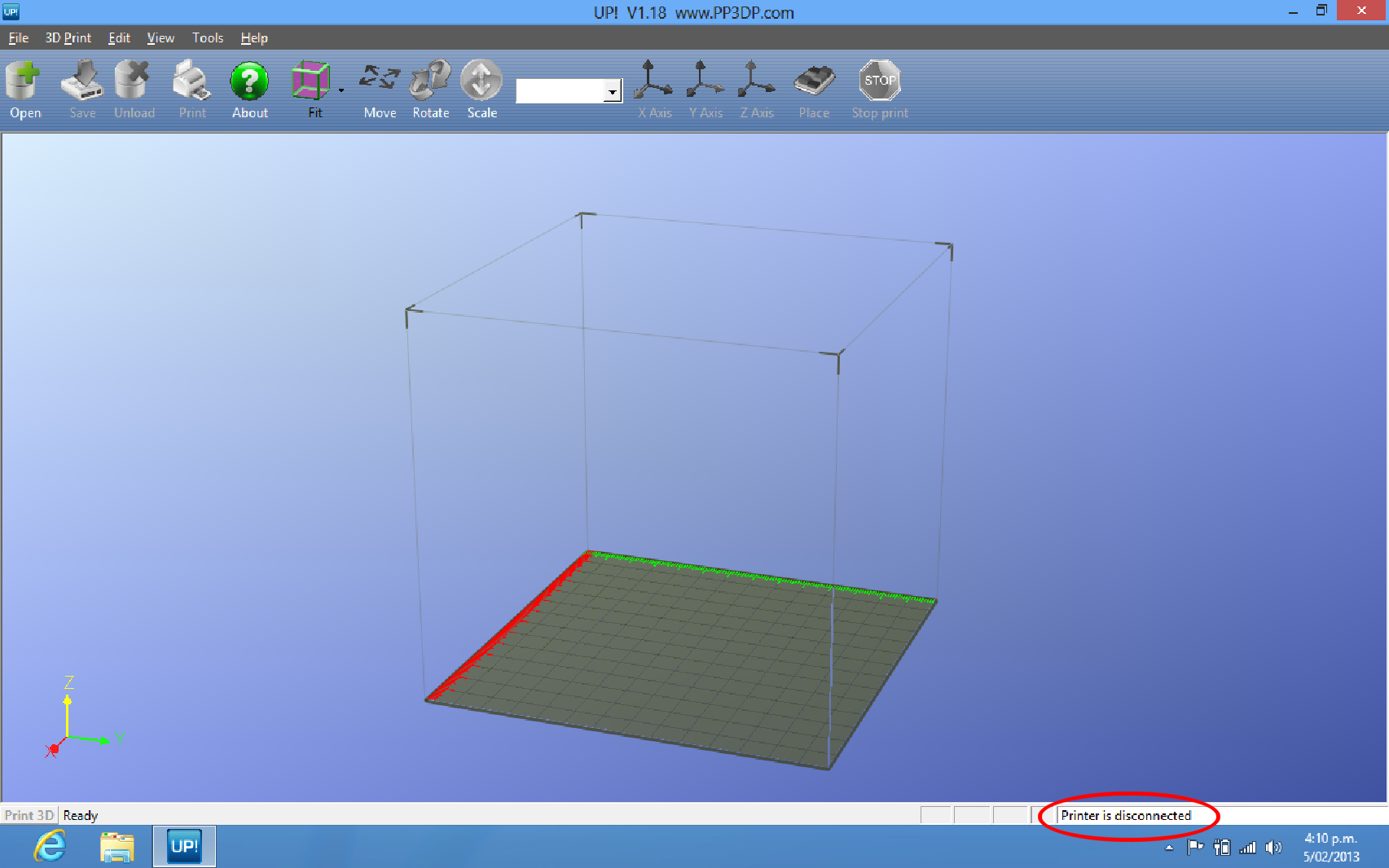 How to install printer drivers in Windows? : 3D Printing Systems