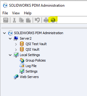 Error: The operation is not supported by your SOLIDWORKS PDM