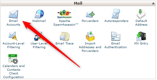 Create Email Account in cPanel : Exabytes my (Malaysia