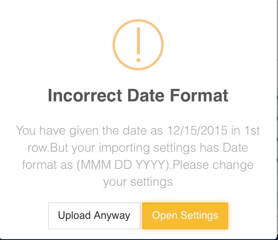 change quickbooks date format