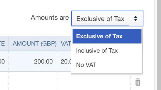 Global Tax Calculation QuickBooks