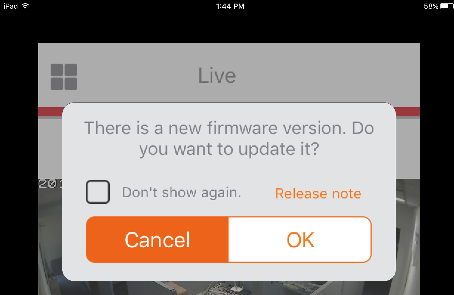 How to upgrade firmware of Edimax Camera and use EdiLife App