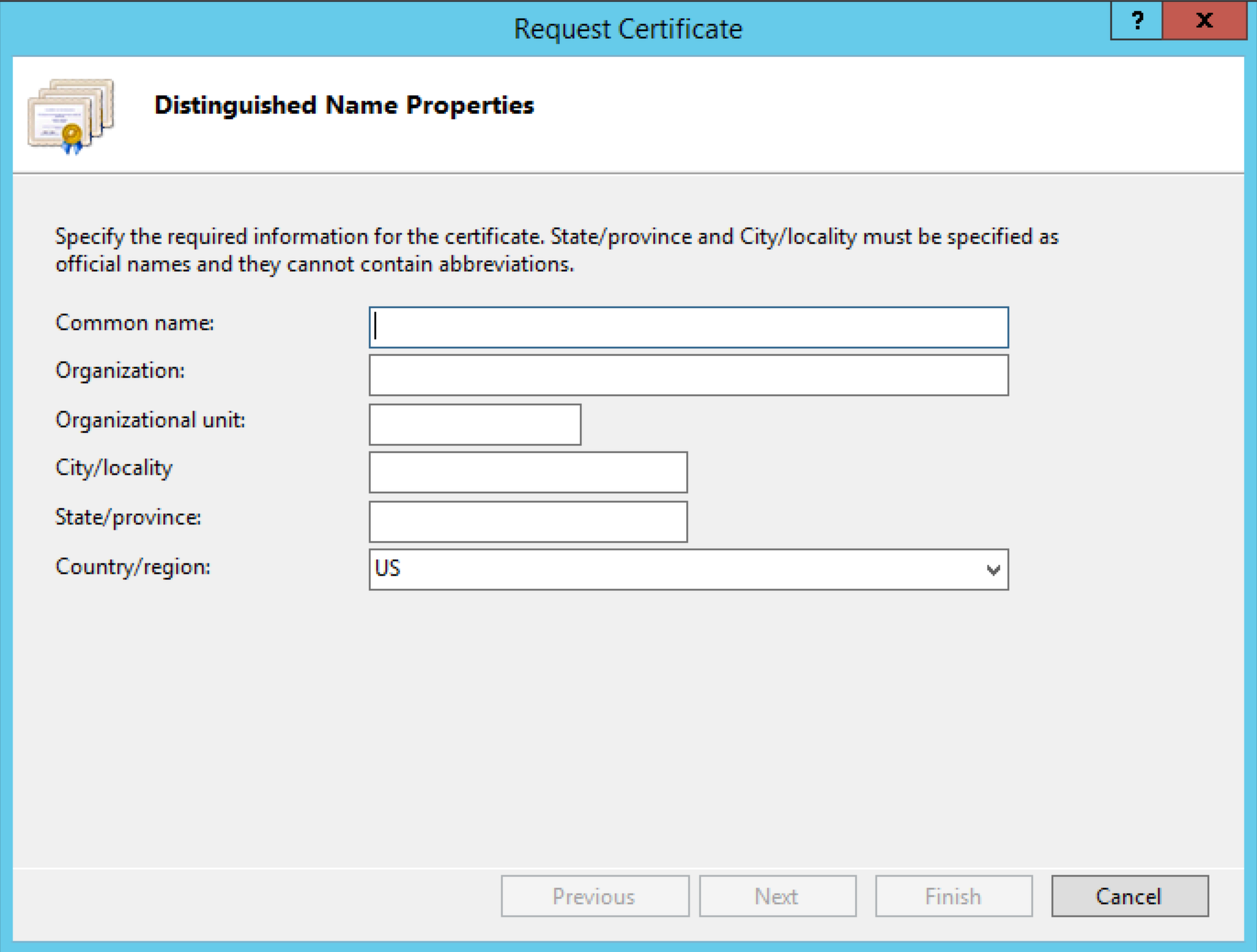 Iis Generate Csrs Certificate Signing Requests Exabytes