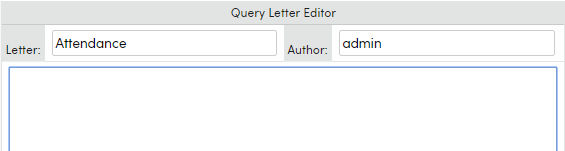 Query letters aeries software this heading will not display in the letter editor but will print when submitted altavistaventures Image collections