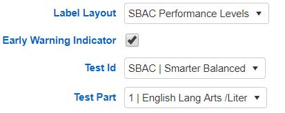 Test ID Add Part Number screenshot