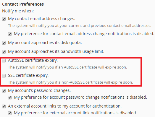 What should I do if I receive AutoSSL Expiry Notification : Exabytes