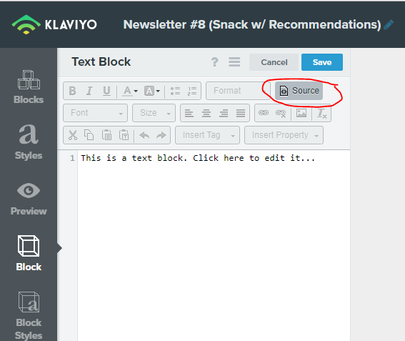How do I add a MotionMailer Timer into Klaviyo? : MotionMail