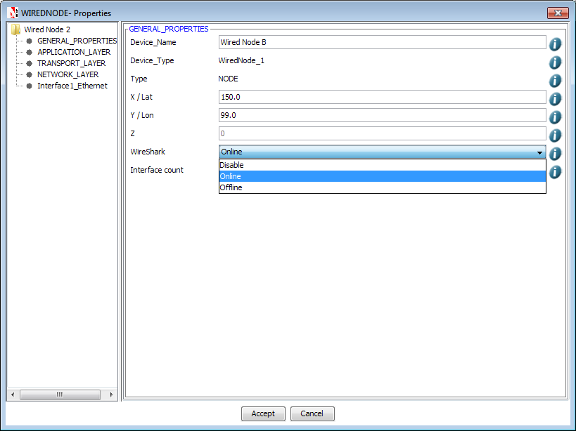 packet payload from input file : NetSim Support Portal