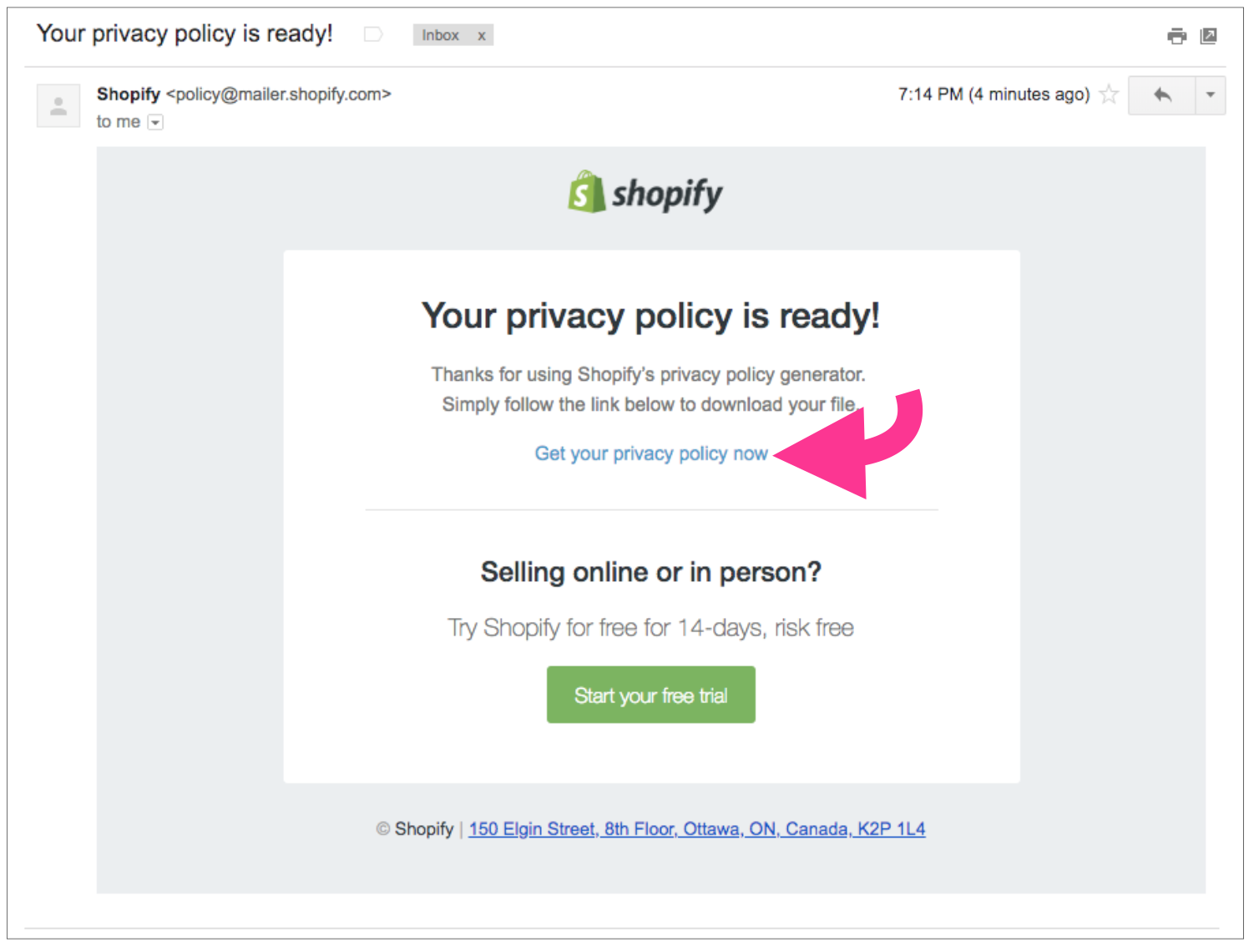Adding A Privacy Policy To Your Agentid Site The Paperless Agent