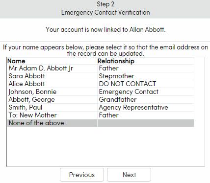Creating Individual Portal Accounts : Aeries Software
