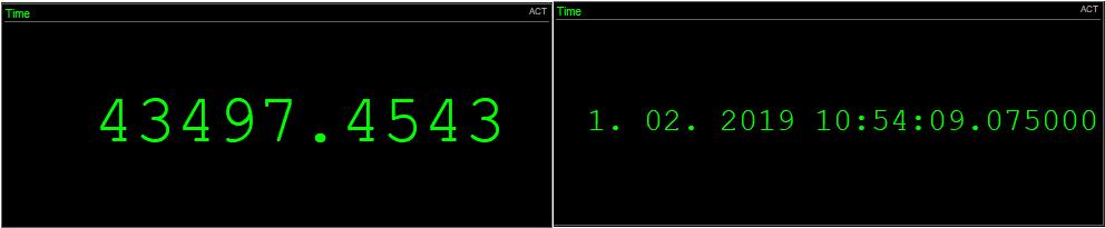 Representation of Dewesoft 'datetime' format in Matlab