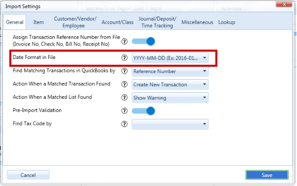 Transfer/ Migrate Data From QuickBooks Online to QuickBooks