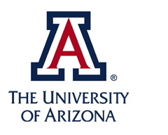 The University of Arizona block 'A' logo.