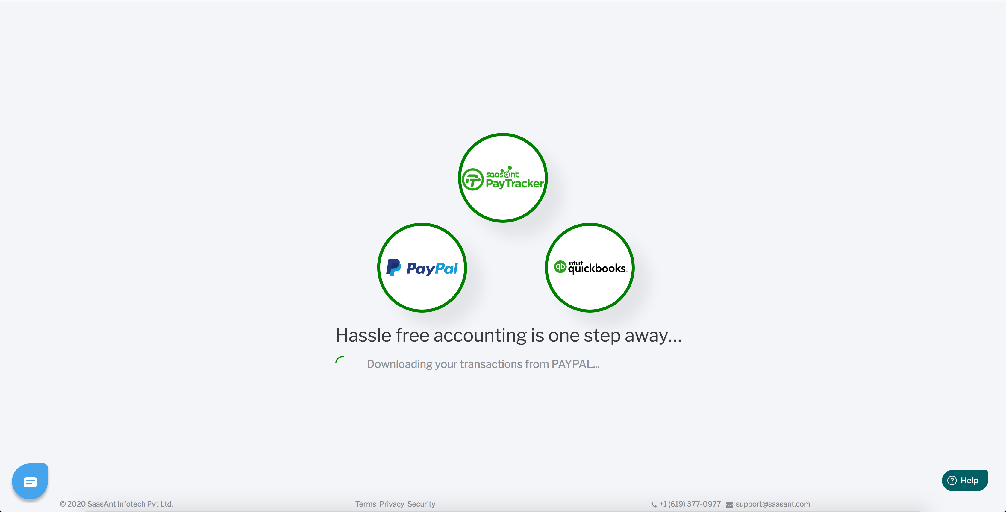 quickbooks paypal integration