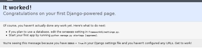 Django My CMS