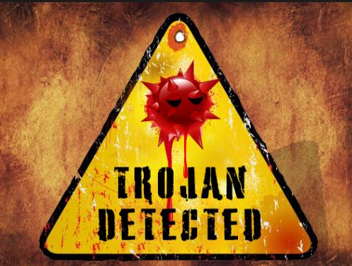 Trojan Spursint My CMS