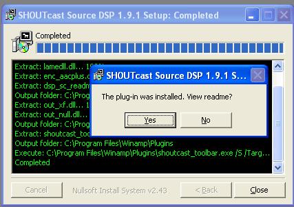 Shoutcast02 My CMS