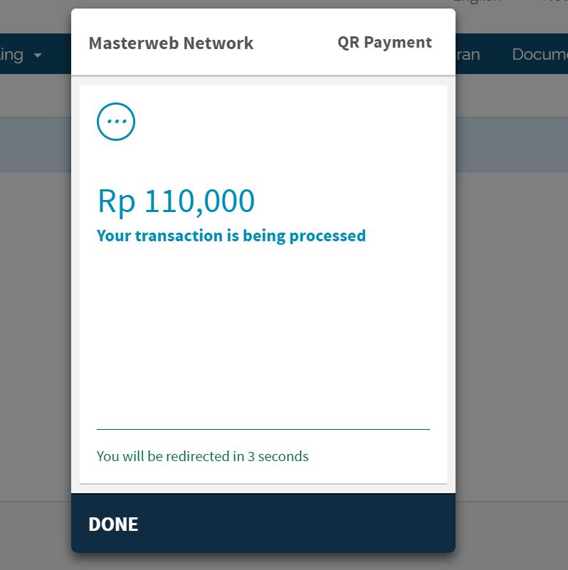 sekarang bisa bayar pakai go-pay