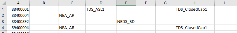 State Test Export Files - CAASPP Student Test Settings example