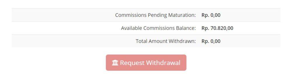 Tutorial Pencairan Komisi Afiliasi Masterweb